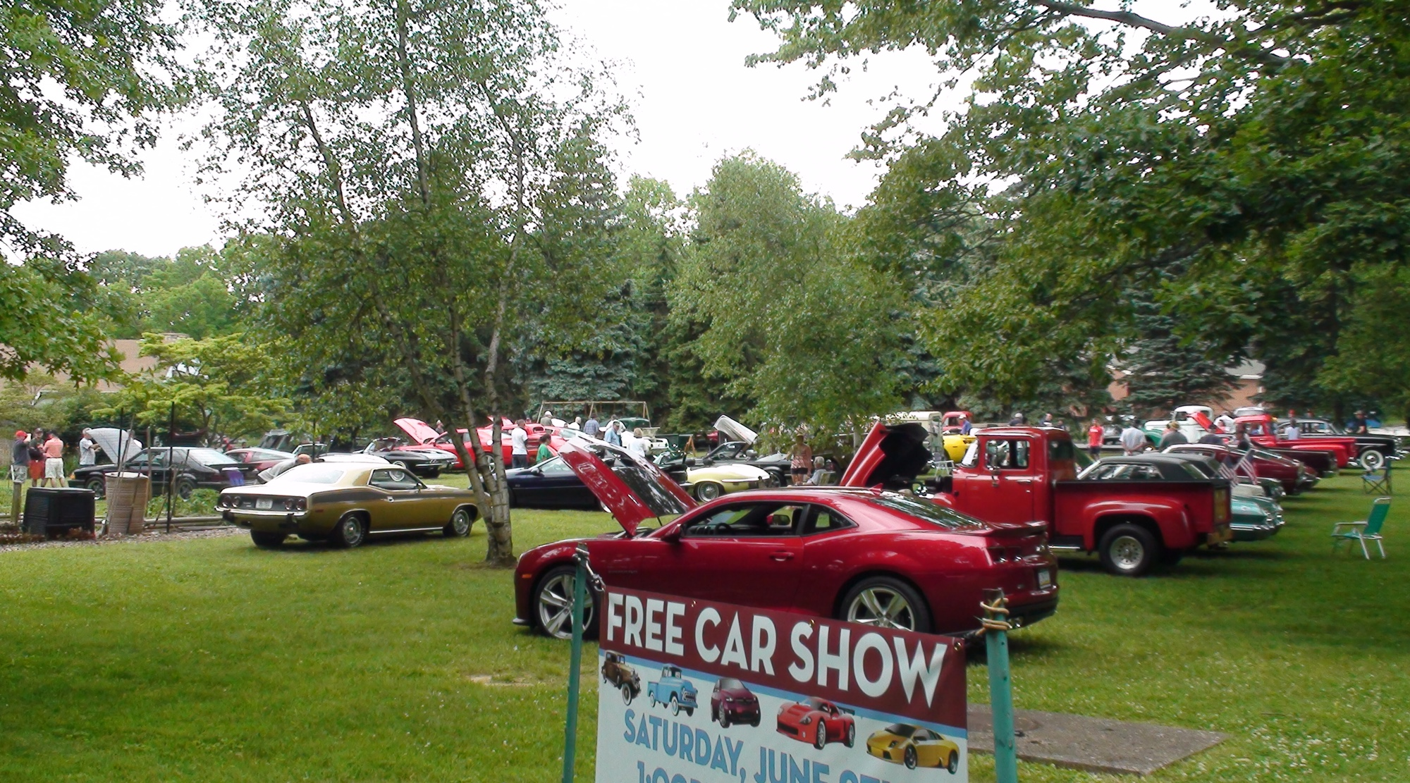 Paoli Car Show - September 18, 2021